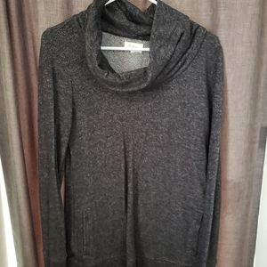 Lou and Grey Cowl Neck Sweatshirt